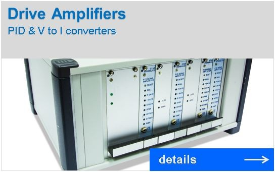 Drive Amplifiers & Associated Products