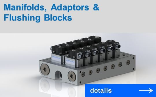 Manifolds, Adaptors and Flushing Blocks
